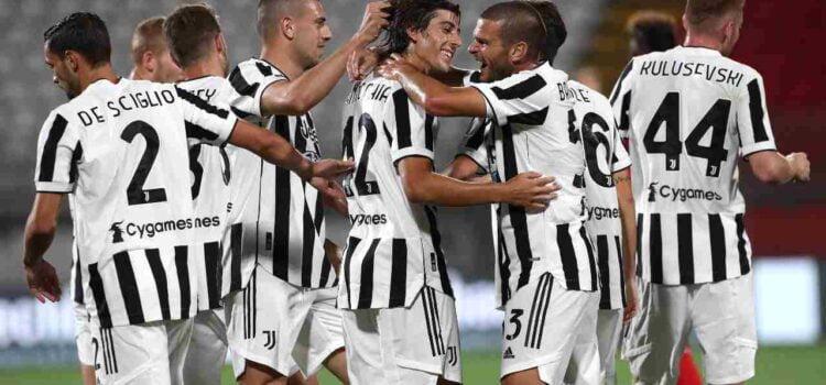 Juventus lavora con noi: la juve sta ASSUMENDO!