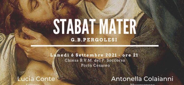 Lunedì 6 settembre Stabat Mater | Porto Cesareo